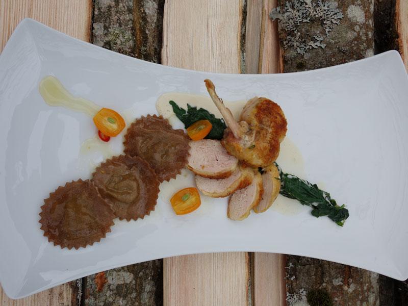 Speisen (Restaurant)/(Speisekarte) / Gasthof zur Sonne in Wiechs