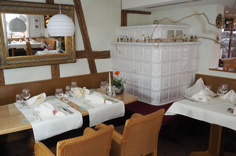 Restaurant / Gasthof zur Sonne in Wiechs